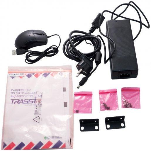 Видеорегистратор TRASSIR MiniNVR AnyIP 4 Регистраторы Видеосерверы, 9964.00 грн.
