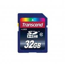 Карта памяти Transcend SDHC 32GB Class 10 (TS32GSDHC10) Накопители видеоархива SD-карты, 370.00 грн.