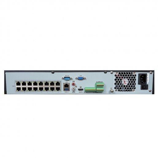 DS-7716NI-K4/16P IP Сетевой видеорегистратор 16-канальный Hikvision DS-7716NI-K4/16P Регистраторы NVR сетевые видеорегистраторы, 13199.00 грн.