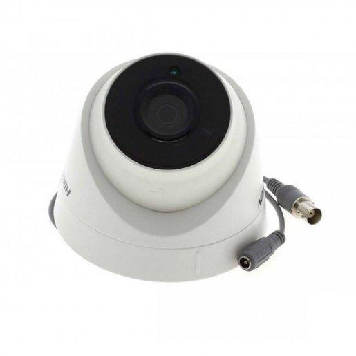Купольная Turbo HD видеокамера Hikvision DS-2CE56H1T-IT3 (2.8) Камеры Аналоговые камеры, 1940.00 грн.