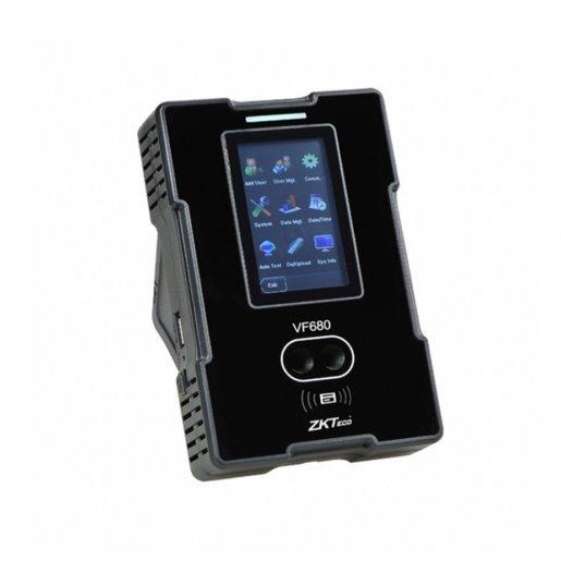 Биометрический терминал Zkteco VF680 Биометрия Учет рабочего времени, 8480.00 грн.