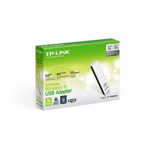 Сетевой адаптер TP-Link TL-WN821N Сетевое оборудование Сетевые адаптеры, 399.00 грн.