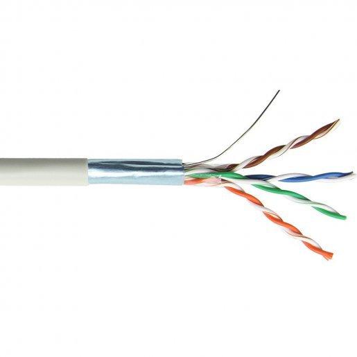 Кабель КПВЭ-ВП (200) 4*2*0,51 (FTP-cat.5E), OK-net, CU, In Кабельная продукция Витая пара, 12.00 грн.
