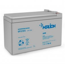 Аккумуляторная батарея Merlion GP1272F2 12V 7.2 Ah Комплектующие Аккумуляторы 12В, 371.00 грн.
