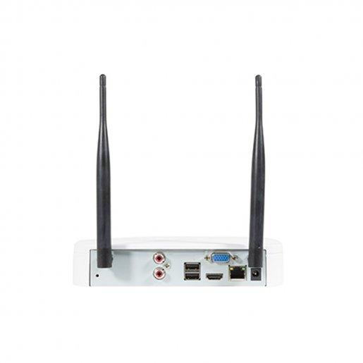 Сетевой IP-видеорегистратор Dahua DH-NVR4104-W (WiFi) Регистраторы NVR сетевые видеорегистраторы, 3881.00 грн.