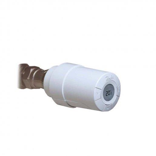 Термостат на батарею Danfoss Z-wave для M30x1.5/RA клапанов DAN_LC-13 Умный дом Управление климатом, 2253.00 грн.