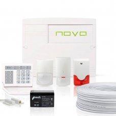 Комплект сигнализации ОРИОН NOVA 8 Pro Готовые комплекты сигнализаций Проводные комплекты, 6200.00 грн.