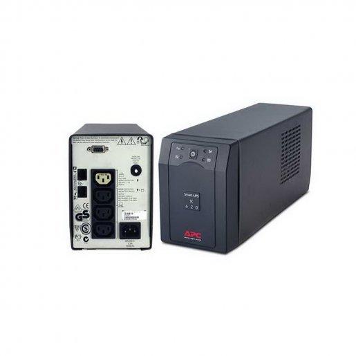 ИБП APC Smart-UPS SC 620VA (SC620I) Комплектующие ИБП 220В, 7526.00 грн.