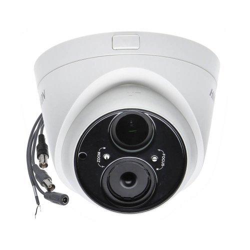 Купольная Turbo HD видеокамера Hikvision DS-2CE56D5T-VFIT3 (2.8-12) Камеры Аналоговые камеры, 3450.00 грн.