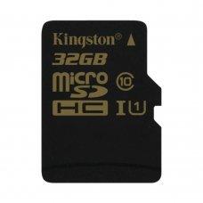 Карта памяти Kingston 32GB microSDHC C10 (SDCA10/32GBSP) Накопители видеоархива SD-карты, 565.00 грн.