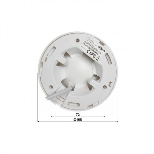 Купольная IP-камера Dahua DH-IPC-HDW1320SP Камеры IP камеры, 2520.00 грн.