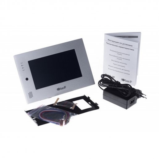 IP видеодомофон Bas IP AP-07 v3 Видеопанели IP видеопанели, 15400.00 грн.
