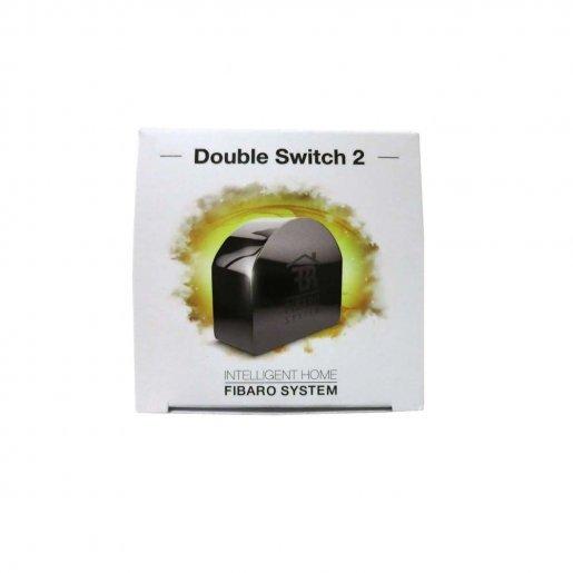 Двухканальное встраиваемое реле Fibaro Double Switch 2 FGS-223 / FIBEFGS-223 Умный дом Реле, 1849.00 грн.