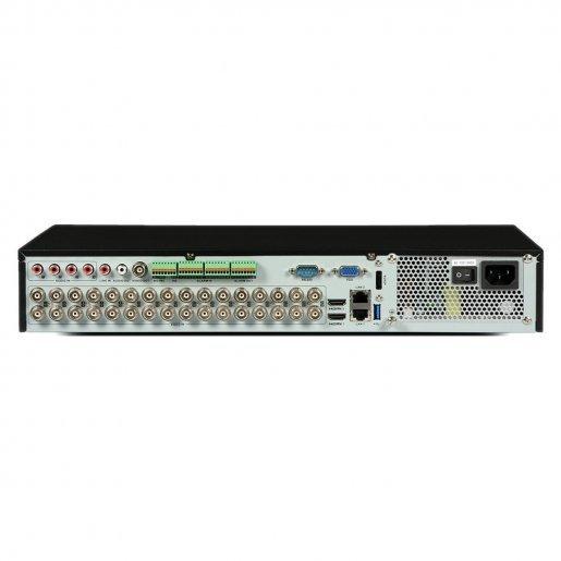 DS-7332HUHI-K4 DVR-регистратор 32-канальный Hikvision Turbo HD+AHD DS-7332HUHI-K4 Регистраторы DVR аналоговые видеорегистраторы, 31200.00 грн.