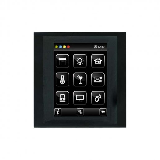 Сенсорная панель iNELS RF Touch B Умный дом Центральные контроллеры, 11130.00 грн.