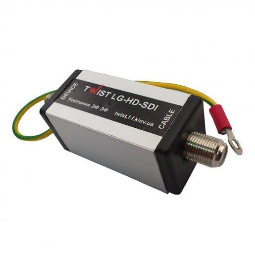 Устройство защиты интерфейсов TWIST-LG-HD-SDI Комплектующие Грозозащита, 530.00 грн.