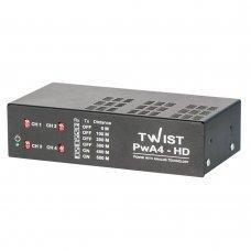 Комплект усилителей TWIST-PwA-4-HD Комплектующие Приемопередатчики, 6228.00 грн.
