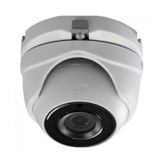 Купольная Turbo HD видеокамера Hikvision DS-2CE56F7T-ITM (2.8) Камеры Аналоговые камеры, 2027.00 грн.