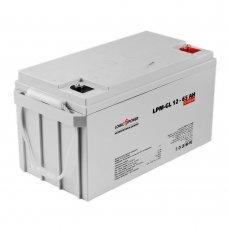 Аккумулятор LogicPower LPM-GL 12V 65AH (LPM-GL 12 - 65 AH) Комплектующие Аккумуляторы 12В, 4242.00 грн.