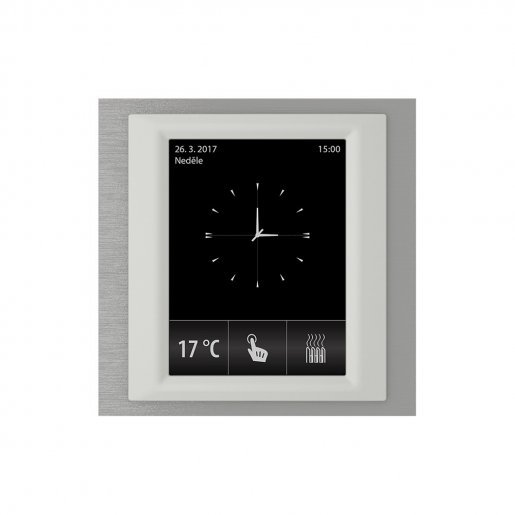 Сенсорная панель iNELS RF Touch W Умный дом Центральные контроллеры, 11130.00 грн.