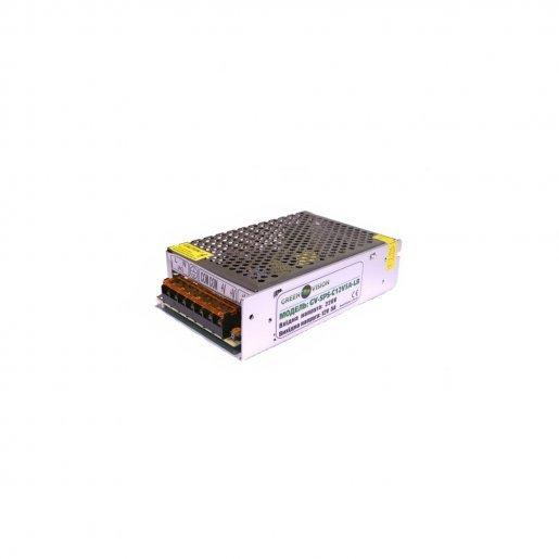 Импульсный блок питания Green Vision GV-SPS-С 12V15A-L(180W) Комплектующие Блоки питания, 305.00 грн.