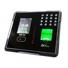 Биометрический терминал Zkteco MB160 Биометрия Учет рабочего времени, 9275.00 грн.