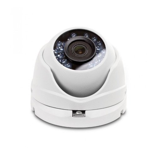 Купольная Turbo HD видеокамера Hikvision DS-2CE56D5T-IRM (2.8) Камеры Аналоговые камеры, 2156.00 грн.