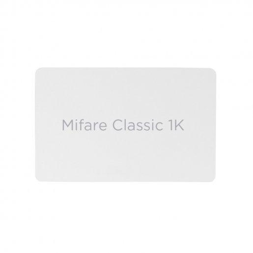 Набор 25 шт. Бесконтактная карта Tecsar Trek Mifare Classic 1K 0,8 мм белая Периферия Электронные ключи, 418.00 грн.
