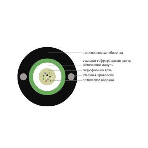 Оптический кабель Finmark UT004-SM-04-T Кабельная продукция Оптический кабель, 13.00 грн.