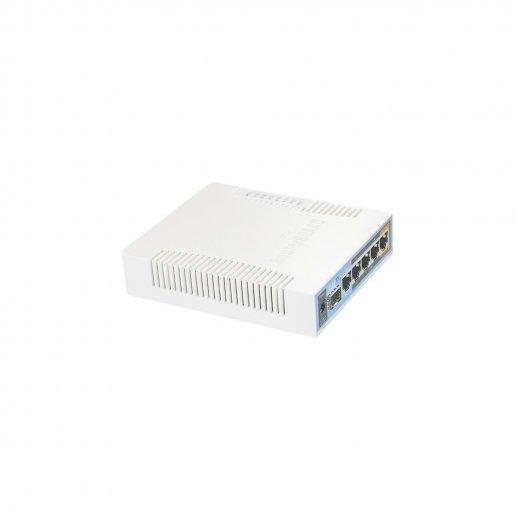 Маршрутизатор Mikrotik hAP AC RB962UiGS-5HacT2HnT Сетевое оборудование Маршрутизаторы, 3343.00 грн.