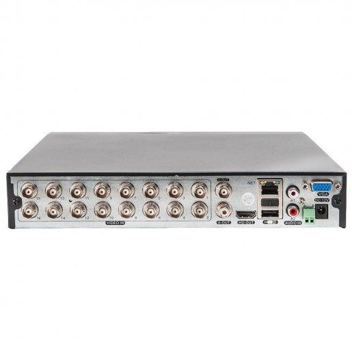 L16CH2A HD Гибридный видеорегистратор AHD Tecsar L16CH2A HD Регистраторы DVR аналоговые видеорегистраторы, 4302.00 грн.