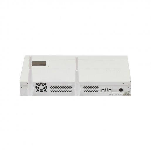 Коммутатор Mikrotik CRS125-24G-1S-2HnD-IN Сетевое оборудование Коммутаторы, 5383.00 грн.