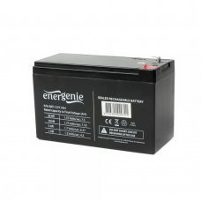 Аккумуляторная батарея EnerGenie 12V 7.5Ah (BAT-12V7.5AH) Комплектующие Аккумуляторы 12В, 477.00 грн.