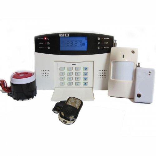 GSM 30A Base Комплект сигнализации PoliceCam GSM 30A Base Готовые комплекты сигнализаций Беспроводные комплекты, 2063.00 грн.