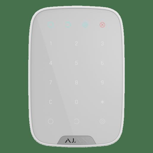 Starterkit Ajax StarterKit + KeyPad – Комплект беспроводной сигнализации AJAX с клавиатурой – белый Готовые комплекты сигнализаций Беспроводные комплекты, 7388.00 грн.